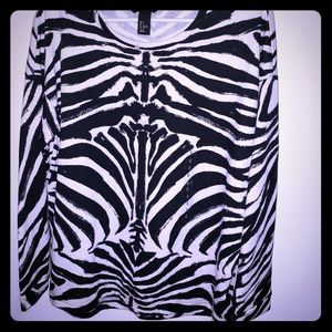 NEW H&M TUNIC TOP